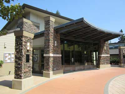 Peacock Hall in Rossmoor